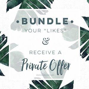 • Bundles •